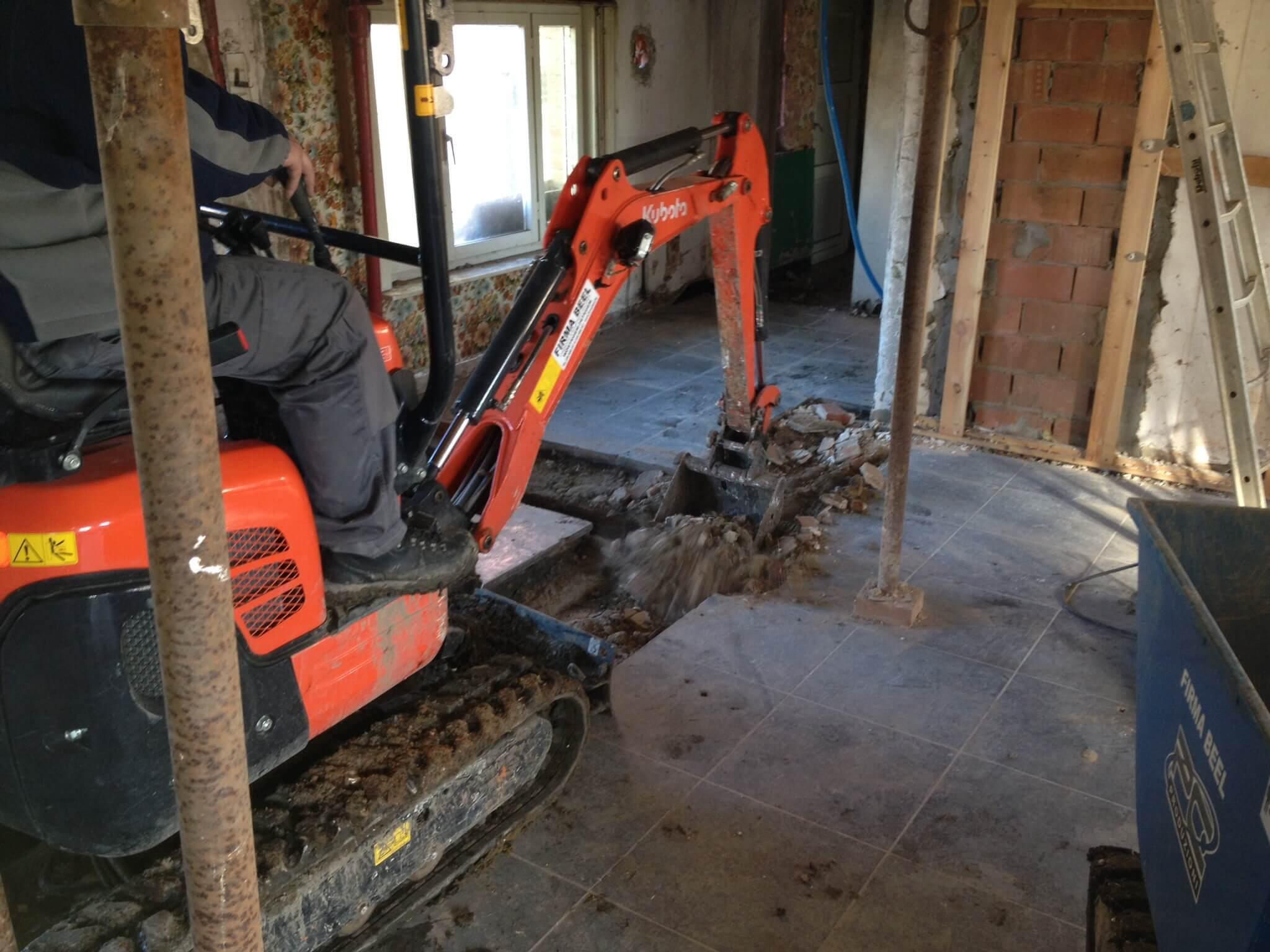 Renovatie werken